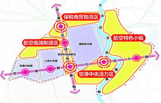 本报1月19日讯 19日上午,青岛胶东临空经济示范区启动动员大会在胶州