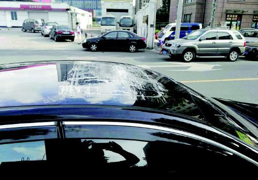车窗上升电路图