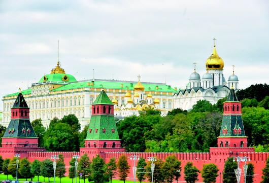 金环小镇,畅游莫斯科郊外 还有风景如画,建筑独特的城市谢尔盖耶夫镇