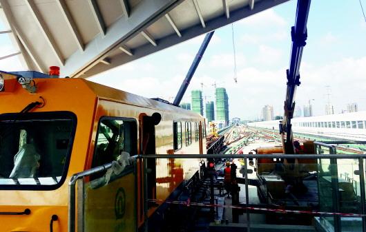 作为青岛在建线路最长的地铁线,13号线将来会和1号线,6号线以及12号线