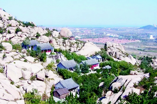 路线:即墨古城——乐都城——鹤山——东京山——海滨观海(费用100元